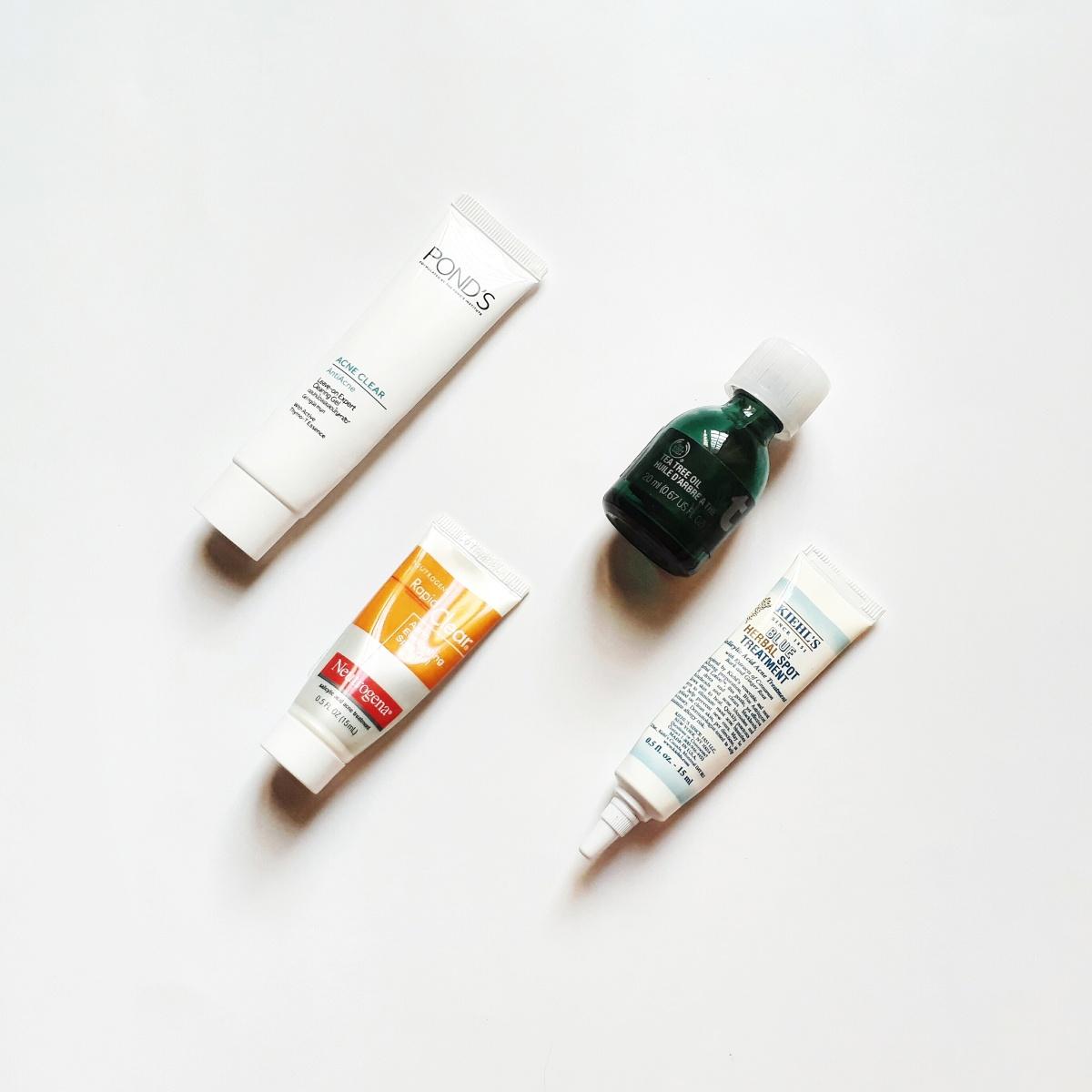 Treatment (P.1) – Các loại chấm mụn