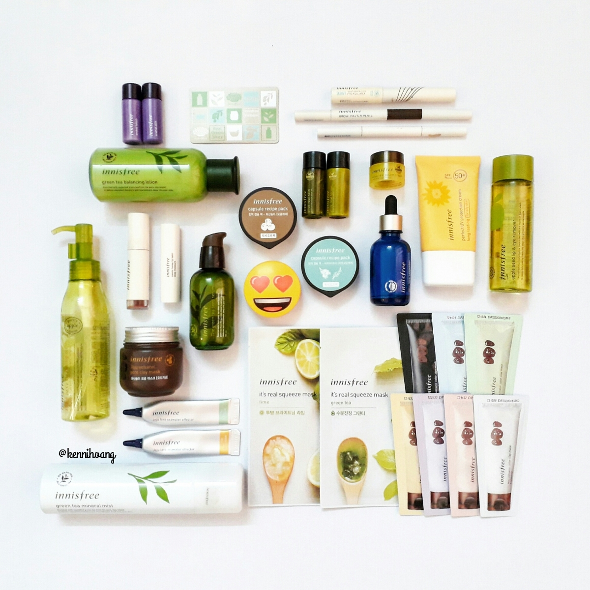 MY INNISFREE COLLECTION